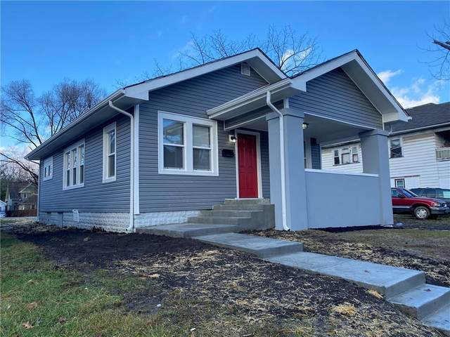 1120 N Rural Street, Indianapolis, IN 46201 (MLS #21757061) :: Anthony Robinson & AMR Real Estate Group LLC