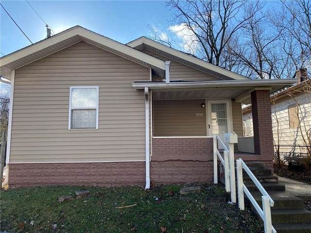 2607 E 13th Street, Indianapolis, IN 46201 (MLS #21757065) :: Pennington Realty Team