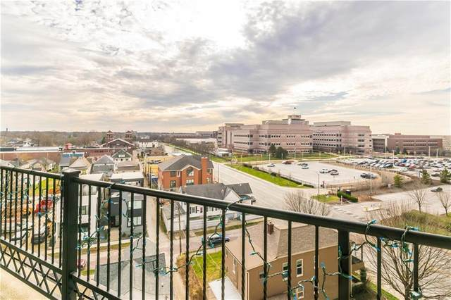 435 Virginia Avenue #508, Indianapolis, IN 46203 (MLS #21757108) :: Realty ONE Group Dream