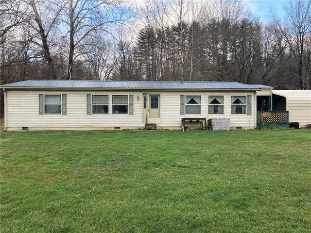773 N Washington Street, Spencer, IN 47460 (MLS #21757118) :: Mike Price Realty Team - RE/MAX Centerstone