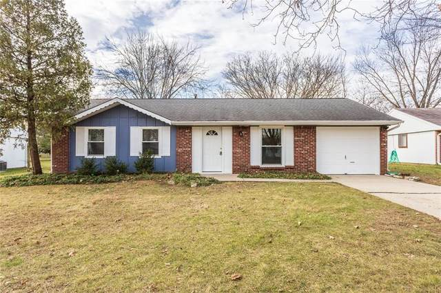 4456 Drayton Court, Indianapolis, IN 46254 (MLS #21757126) :: The Evelo Team