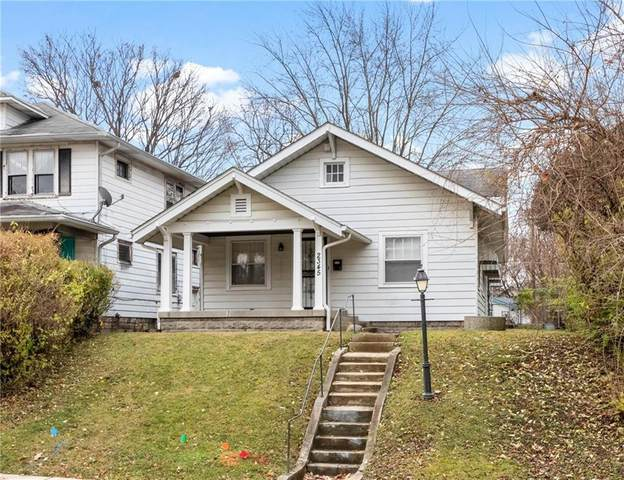 2345 Coyner Avenue, Indianapolis, IN 46218 (MLS #21757141) :: AR/haus Group Realty