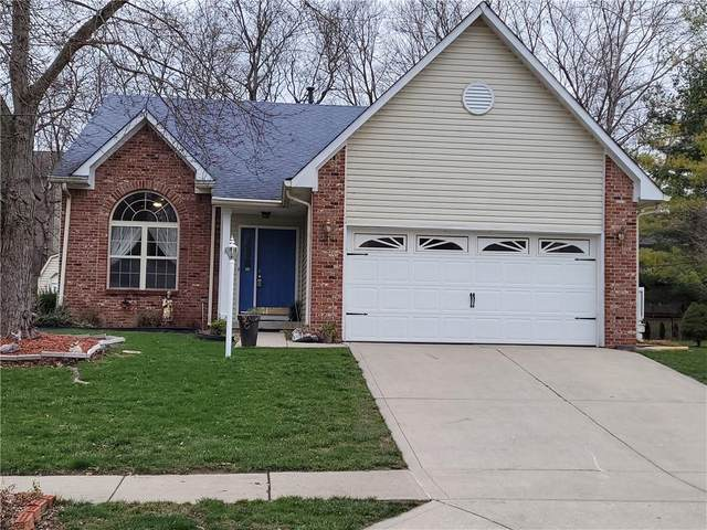 6300 Barberry Drive, Avon, IN 46123 (MLS #21757145) :: AR/haus Group Realty