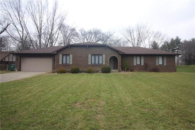 3824 Clubhouse Court, Greenwood, IN 46142 (MLS #21757165) :: AR/haus Group Realty