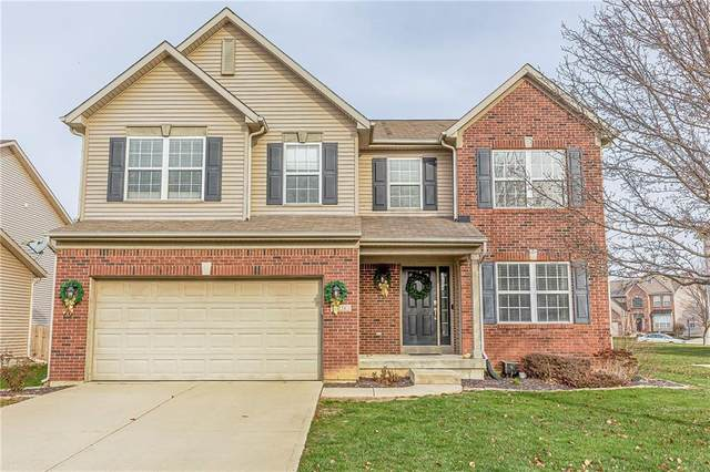 6236 Eagle Lake Drive, Zionsville, IN 46077 (MLS #21757172) :: Corbett & Company