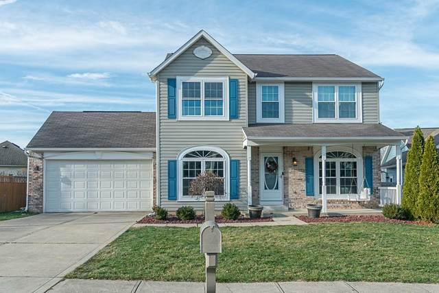 10358 Boxwood Court, Fishers, IN 46037 (MLS #21757181) :: Mike Price Realty Team - RE/MAX Centerstone