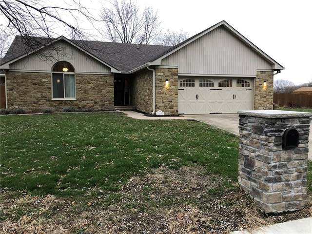 10438 Whispering Winds Drive, Indianapolis, IN 46234 (MLS #21757185) :: Mike Price Realty Team - RE/MAX Centerstone