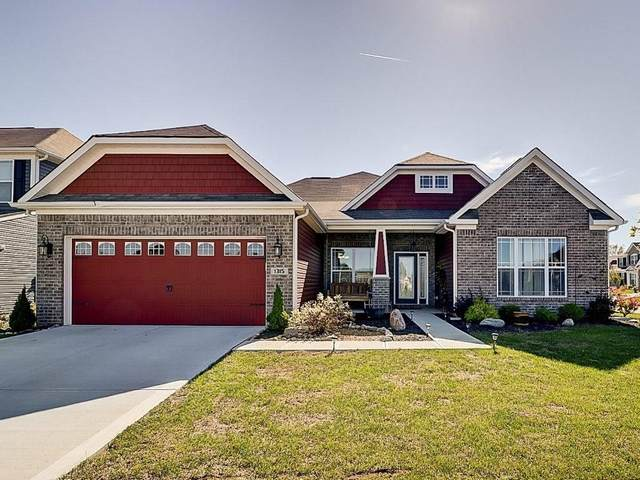 1315 Cliff View Drive, Westfield, IN 46074 (MLS #21757216) :: The ORR Home Selling Team