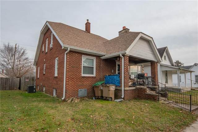 807 Reed Street, Columbus, IN 47201 (MLS #21757218) :: Mike Price Realty Team - RE/MAX Centerstone