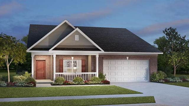 7314 Wooden Grange Drive, Indianapolis, IN 46259 (MLS #21757219) :: Dean Wagner Realtors