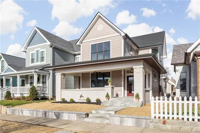 1326 Marlowe Avenue, Indianapolis, IN 46202 (MLS #21757235) :: Heard Real Estate Team | eXp Realty, LLC