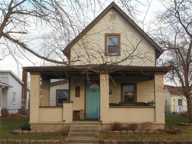 223 Pearl Street, Pendleton, IN 46064 (MLS #21757245) :: Heard Real Estate Team   eXp Realty, LLC