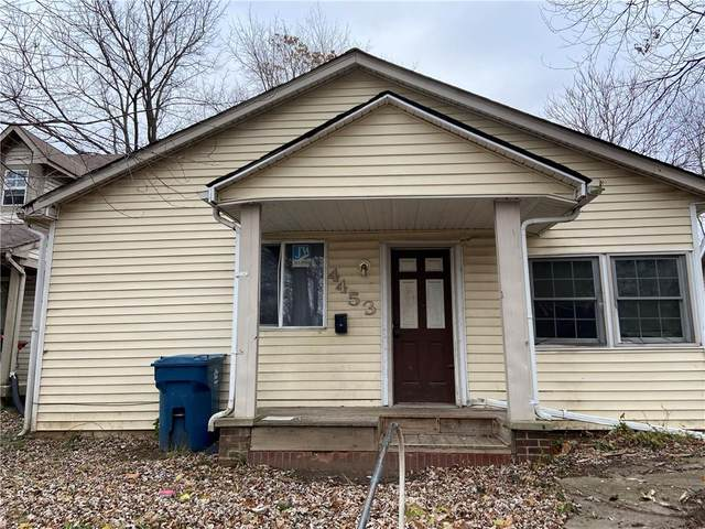 4453 Norwaldo, Indianapolis, IN 46205 (MLS #21757250) :: Realty ONE Group Dream