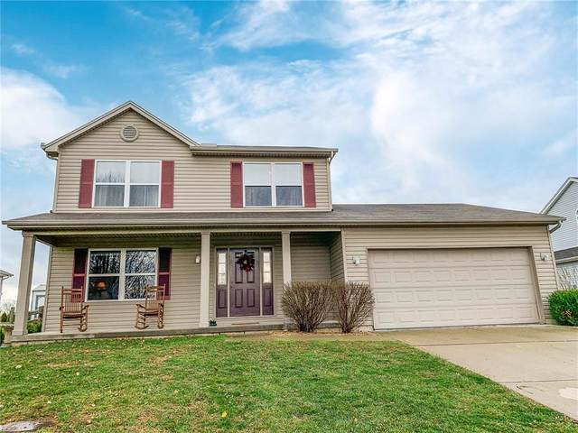 6 Hoosier Heights Drive, Batesville, IN 47006 (MLS #21757302) :: Corbett & Company