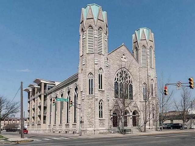 802 N Meridian Street #203, Indianapolis, IN 46204 (MLS #21757313) :: Dean Wagner Realtors