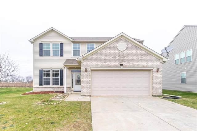3148 Cluster Pine Drive, Indianapolis, IN 46235 (MLS #21757320) :: AR/haus Group Realty