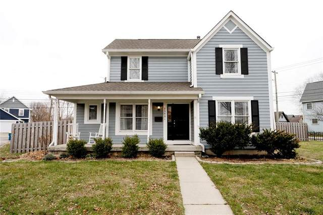 2503 N New Jersey Street, Indianapolis, IN 46205 (MLS #21757340) :: Anthony Robinson & AMR Real Estate Group LLC