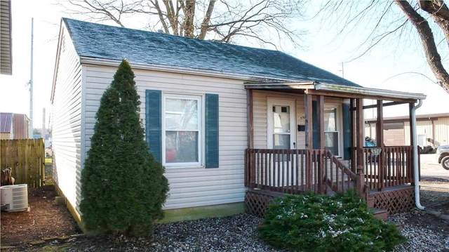 619 W 1st Street, Rushville, IN 46173 (MLS #21757380) :: Mike Price Realty Team - RE/MAX Centerstone