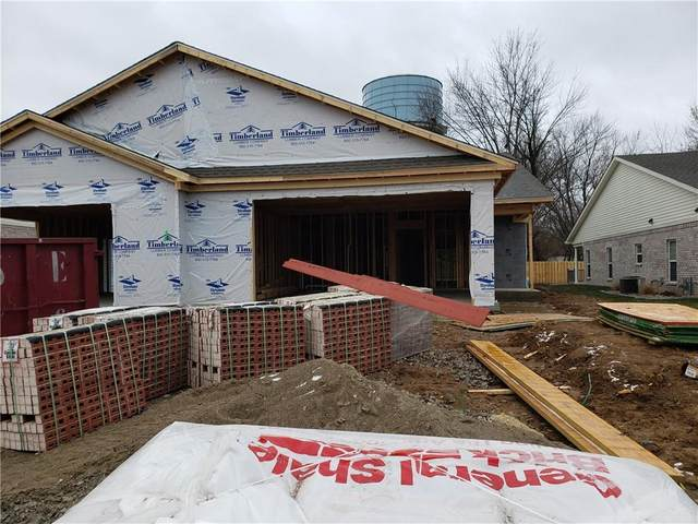 3323 Luke's Way, Greenwood, IN 46143 (MLS #21757397) :: The Indy Property Source