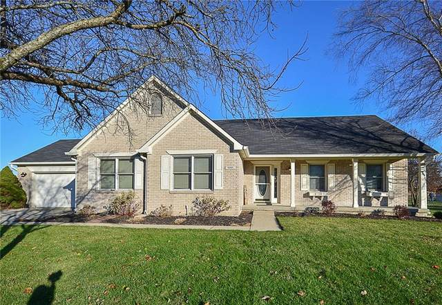 9095 Beckoning Drive, Pittsboro, IN 46167 (MLS #21757408) :: Anthony Robinson & AMR Real Estate Group LLC