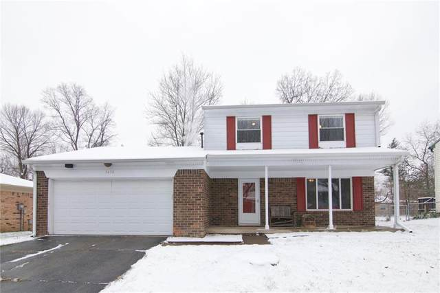 5438 Pappas Drive, Indianapolis, IN 46237 (MLS #21757428) :: AR/haus Group Realty