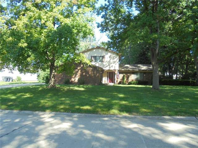 4078 Rocking Chair Road N, Greenwood, IN 46142 (MLS #21757456) :: AR/haus Group Realty