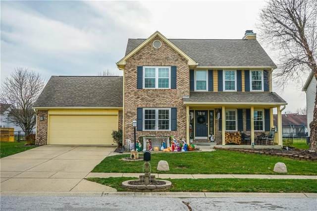 7033 Endicott Way, Indianapolis, IN 46259 (MLS #21757472) :: Mike Price Realty Team - RE/MAX Centerstone