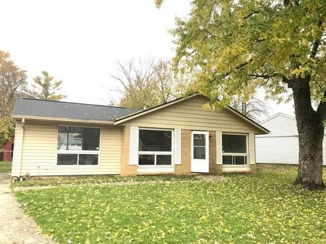 9604 Meadowlark Drive, Indianapolis, IN 46235 (MLS #21757477) :: AR/haus Group Realty