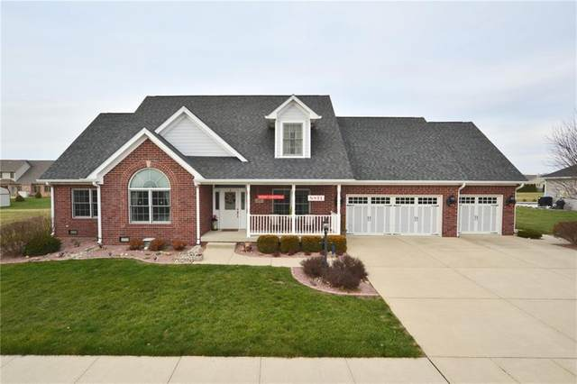1232 Pebble Point Drive, Shelbyville, IN 46176 (MLS #21757480) :: Corbett & Company