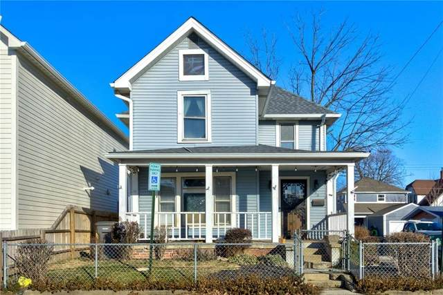 630 Terrace Avenue, Indianapolis, IN 46203 (MLS #21757492) :: RE/MAX Legacy