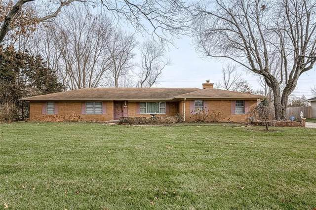 6447 Breamore Road, Indianapolis, IN 46220 (MLS #21757495) :: Realty ONE Group Dream
