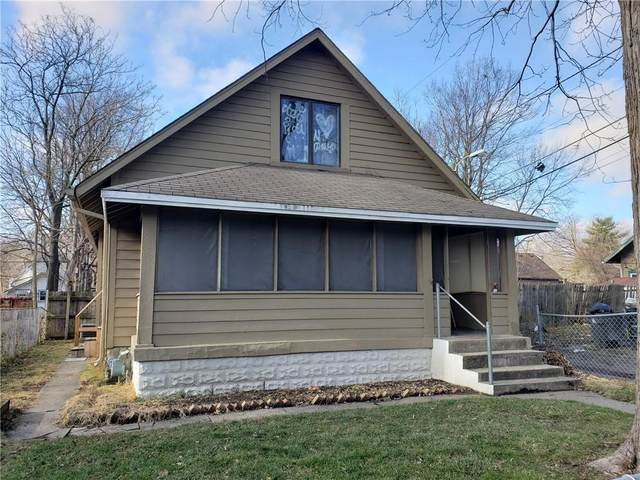 1536 N Gale Street, Indianapolis, IN 46201 (MLS #21757503) :: Realty ONE Group Dream