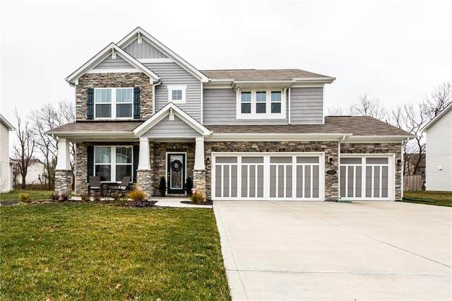 1535 Bearcub Lane, Avon, IN 46123 (MLS #21757564) :: Mike Price Realty Team - RE/MAX Centerstone