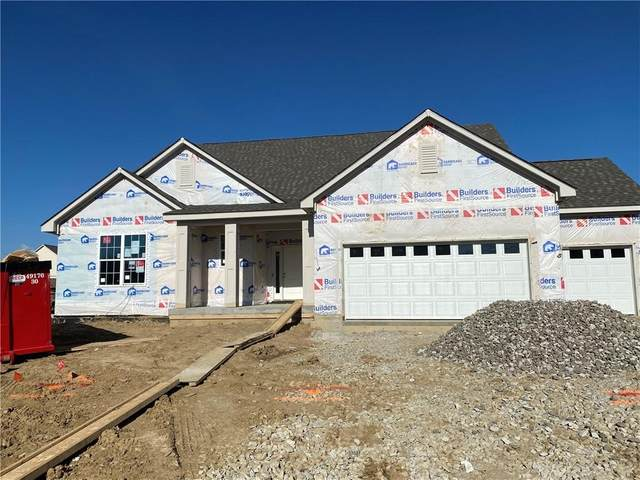 3582 Lynnhaven Circle, Bargersville, IN 46106 (MLS #21757567) :: Realty ONE Group Dream