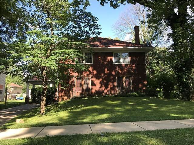 3519 Winthrop Avenue, Indianapolis, IN 46205 (MLS #21757588) :: Realty ONE Group Dream