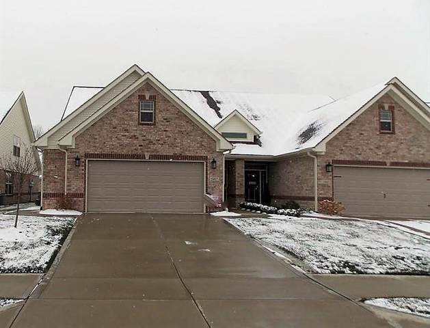 5407 Buckingham Lane, Plainfield, IN 46168 (MLS #21757603) :: The Indy Property Source