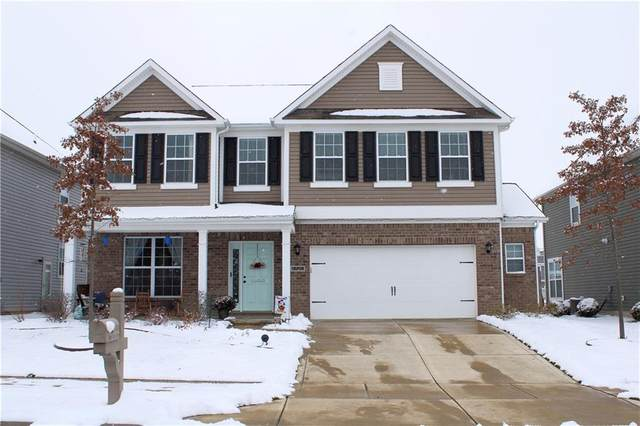 18208 Starview Drive, Westfield, IN 46074 (MLS #21757616) :: The ORR Home Selling Team