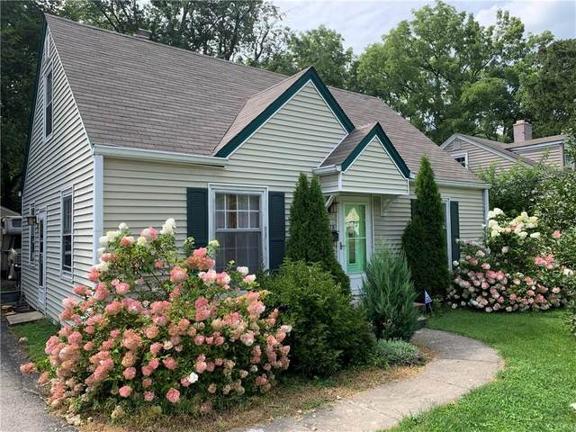 5028 Carvel Avenue, Indianapolis, IN 46205 (MLS #21757633) :: Heard Real Estate Team | eXp Realty, LLC