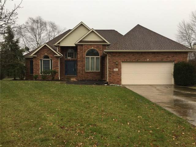 6061 Chinkapin Drive, Columbus, IN 47201 (MLS #21757642) :: Realty ONE Group Dream