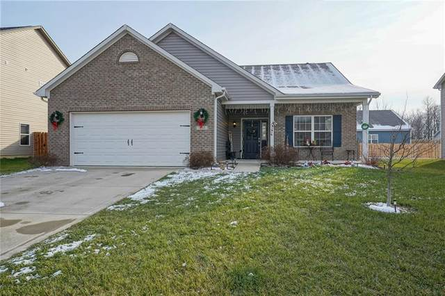 1066 W Limestone Way, Fortville, IN 46040 (MLS #21757692) :: AR/haus Group Realty