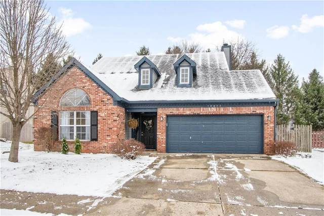 10853 Gate Circle, Fishers, IN 46038 (MLS #21757705) :: The Evelo Team