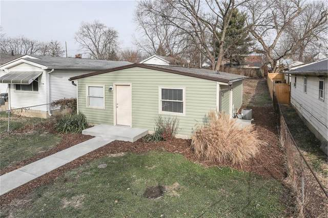 1644 Nelson Avenue, Indianapolis, IN 46203 (MLS #21757726) :: Anthony Robinson & AMR Real Estate Group LLC