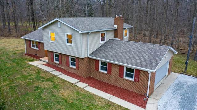 7520 E 550 S, Zionsville, IN 46077 (MLS #21757728) :: The Indy Property Source