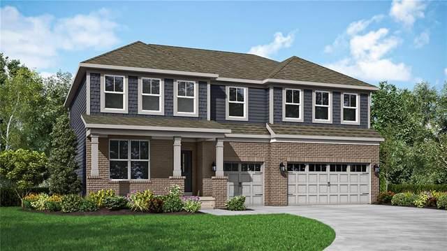 6685 Collisi Place, Brownsburg, IN 46112 (MLS #21757731) :: Corbett & Company