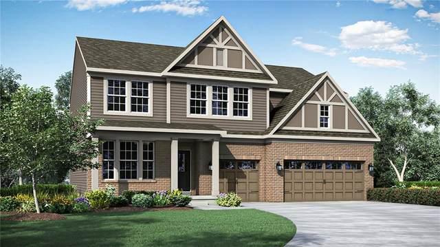 6940 Collisi Place, Brownsburg, IN 46112 (MLS #21757738) :: Corbett & Company