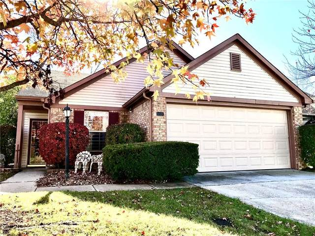 5027 W 57th Street, Indianapolis, IN 46254 (MLS #21757775) :: Realty ONE Group Dream