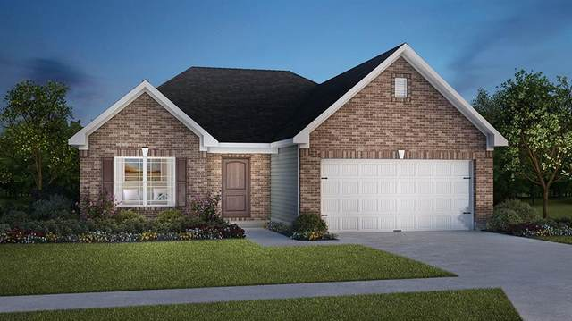 7332 Wooden Grange Drive, Indianapolis, IN 46259 (MLS #21757805) :: Dean Wagner Realtors