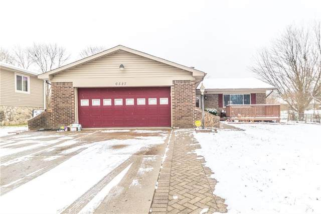 6527 Muirfield Way, Indianapolis, IN 46237 (MLS #21757825) :: Mike Price Realty Team - RE/MAX Centerstone