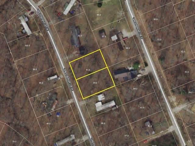 705 & 706 Greenbriar Circle, North Vernon, IN 47265 (MLS #21757866) :: Heard Real Estate Team | eXp Realty, LLC