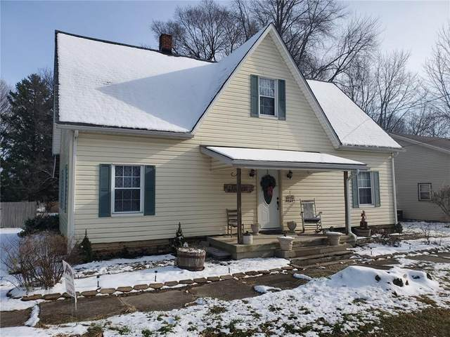 5080 N Mechanicsburg Road, Middletown, IN 47356 (MLS #21757878) :: Mike Price Realty Team - RE/MAX Centerstone